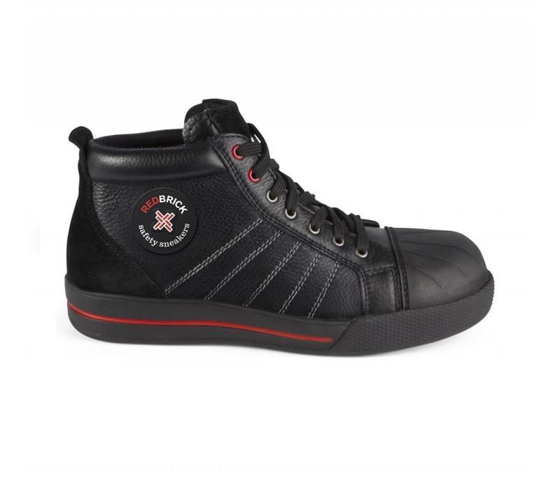 Redbrick Onyx zwart S3