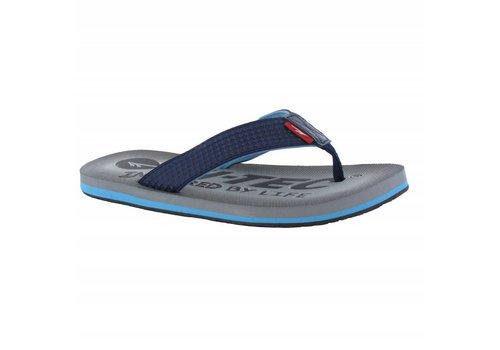 Hi-Tec SHADOW THONG Slipper Heren Navy/Blue