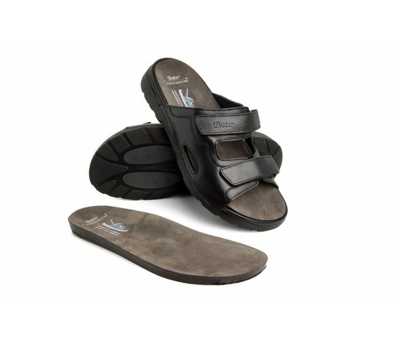 Batz Attila sandaal met uitneembare inlegzool