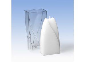 Kaarsenmal Dubbel Boog 50x85x170 mm  - Gietmal