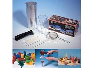 Starters Pakket Kaarsen Recyclen Compleet - Zelf kaarsen maken  - Copy