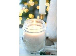 Koolzaadwas voor Containers 10 kg - Zelf kaarsen maken