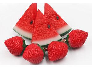 The Candleshop Collection Geurolie Strawberry Melon - Zelf geurkaarsen - waxmelts maken