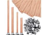 Clips voor houten pitten 10 st.