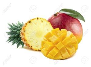 The Candleshop Collection Geurolie Mango & Pineapple - Zelf geurkaarsen - waxmelts maken