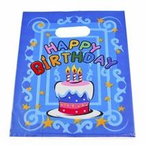 Zakje Happy Birthday! 50 st.