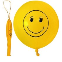 Punch ballon Smiley 50st.