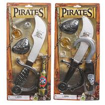 Piratenset Speelset 5-delig 12st.