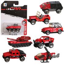 Wagens van de brandweer 8ass. 16st.