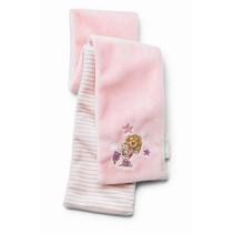 Sjaal roze 12st.