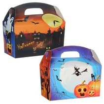 Menubox Halloween 100st.