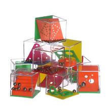 Geduldspel in kubus 60st.