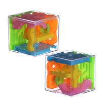 Behendigheidsspel kubus 60st.