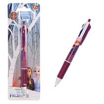 Frozen II 4-kleurenpen 12st.