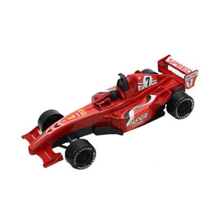 Formule 1-auto 22cm 15st.