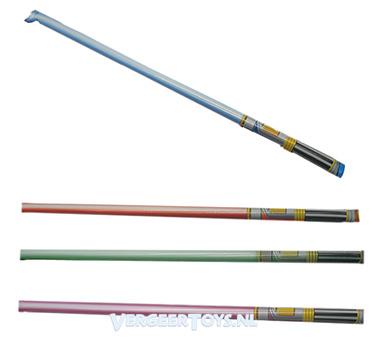 Magisch zwaard 70cm zelfopblaasbaar 48st.