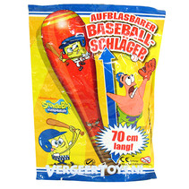 SpongeBob Baseballschläger 12Stk.