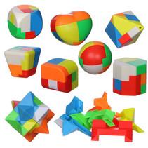 3D puzzel ruimtefiguren 60st.