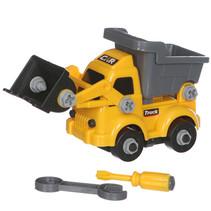 Bouwpakket zandwagen 16cm 12st.