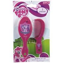 My Little Pony kam & borstel set 24st.