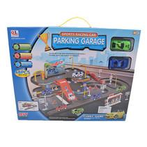 Rally circuit/garage 48-delig 5st.