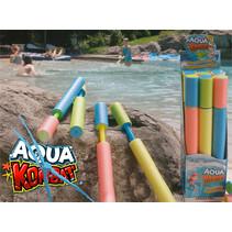 Aqua kombats schaum wasserpistole 40cm 20Stk.
