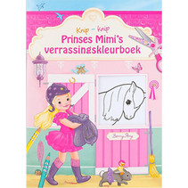 Prinzessin Mimi Überraschungsmalbuch 28,5cm 18 Stk.