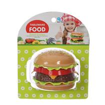 Speelgoed hamburger 18st.