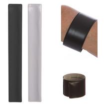 Snap-on Armband zwart 50st.