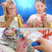 Magic Summer zeemeermin pop 16st.