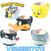 Eisbecher Mix Looney Tunes  36Stk.
