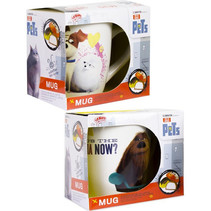 Secret Life of Pets Mok 300ml 36st.