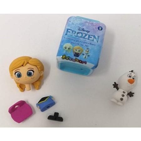 Sbabam Disney Frozen 3D Puzzel Palz gum 20st.