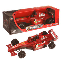 Formule 1-auto 22cm in doos 12st.