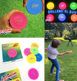Sbabam Extreme Frisbee Glow in the Dark 12st.