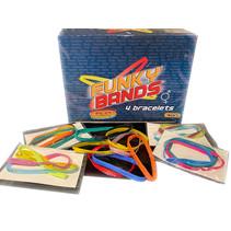 Funky Bands armbanden set (4) 50st.