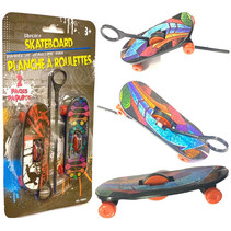 Wegschiet skateboard set 24st.