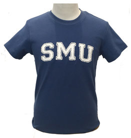 T-shirt SMU Applique Tee