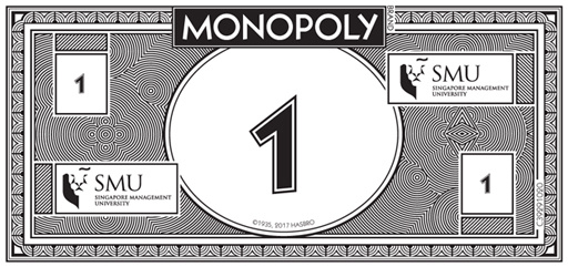 Monopoly SMU Monopoly 1st Edition
