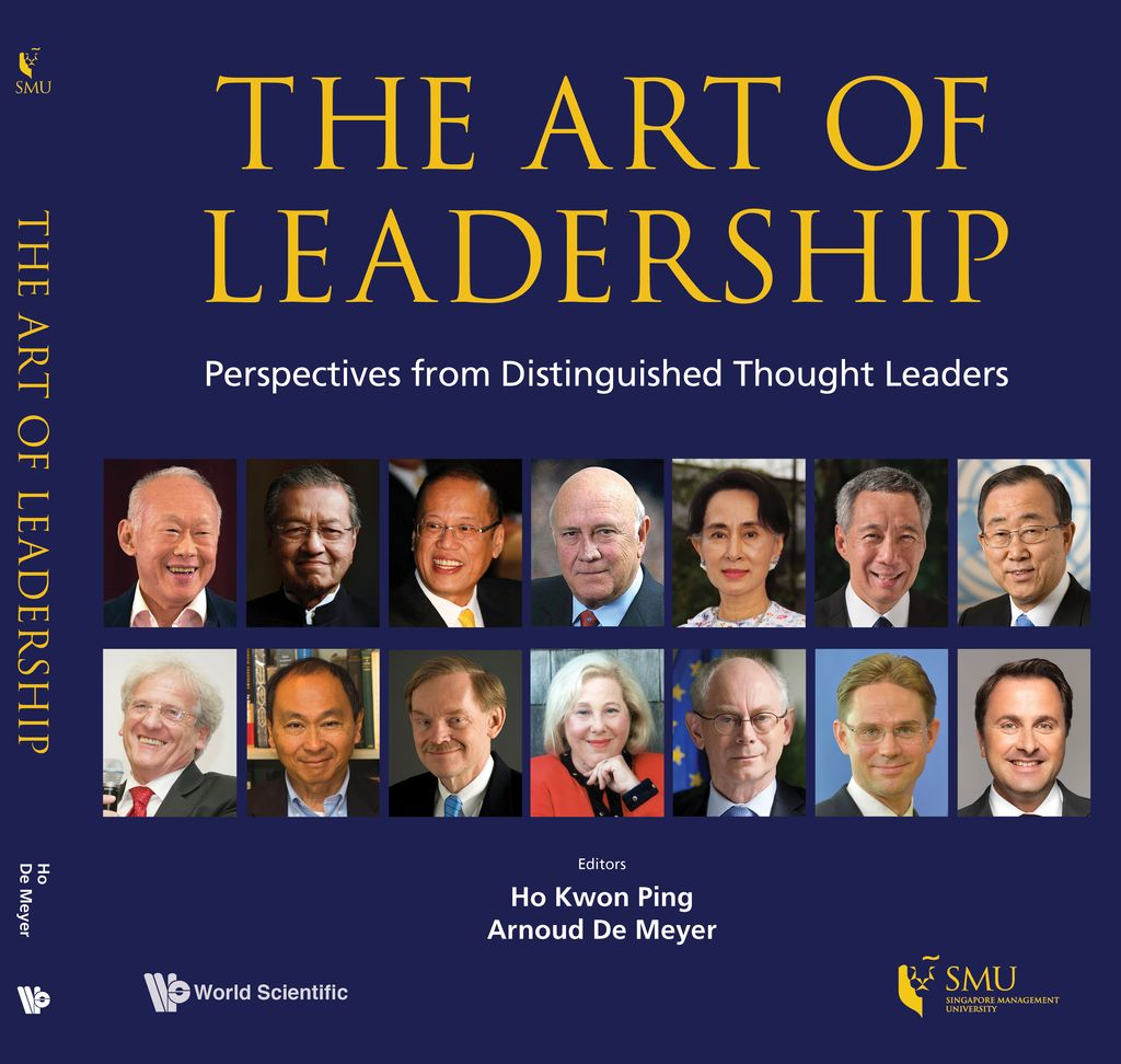 Miscellaneous The Art of Leadership Book SC