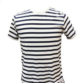 T-shirt Striped Cotton Tee