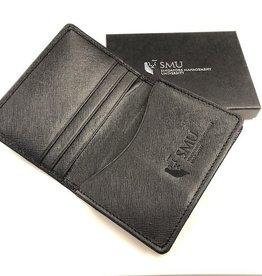 Namecard Holder Genuine Leather Name Card Holder, Black