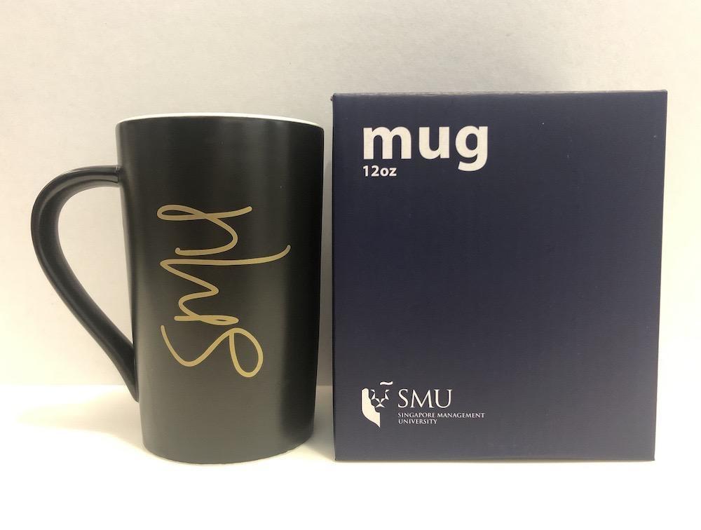 Mug Ceramic Mug, Black