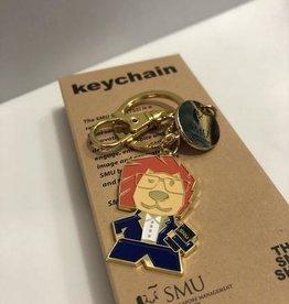 Keychain Smoo Smoo Keychain, Blue