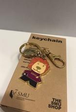 Keychain Smoo Smoo Keychain, Purple