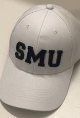Cap SMU Cap, White