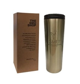 Tumblers / Waterbottle Metallic Tumbler 500ml, Gold