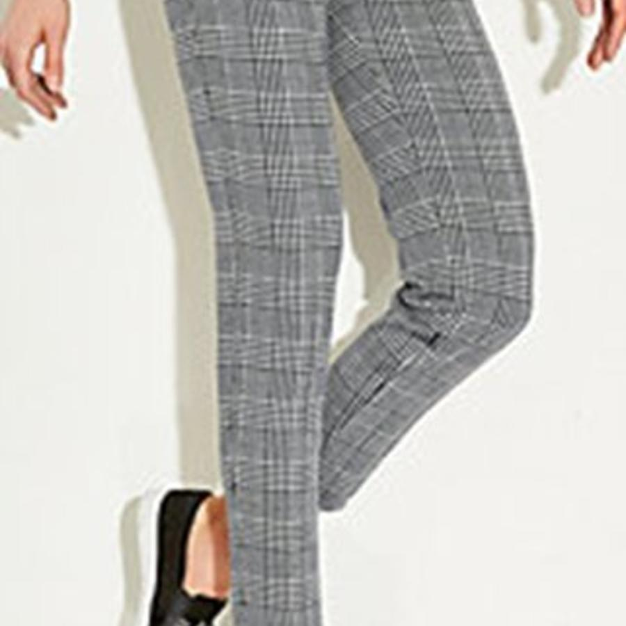 Stretch broeken