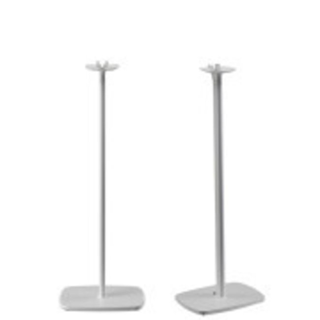 Flexson Sonos One/One SL/Play:1 Fixed Height Twin Pack Floor stand