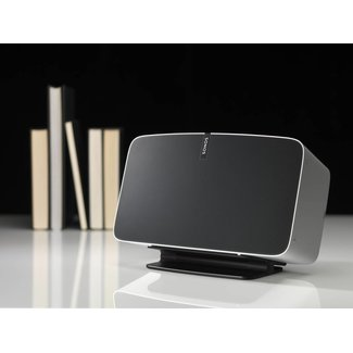 Flexson Desk stand Black for Sonos Five/Play:5 (Gen:2)
